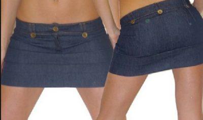 pro e contro della minigonna per le gambe